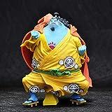 MNZBZ 13cm One Piece Jinbe Action Figure Anime Doll PVC Nuova collezione Figure Toys Collezione brinquedos