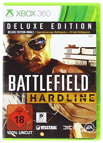 Battlefield Hardline - Deluxe Edition (exklusiv bei Amazon.de) - [Xbox 360]