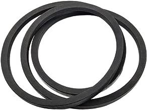 Woniu Replaces John Deere GX20305 GY20571 Deck Drive Belt 139-Inch by-1/2-inch