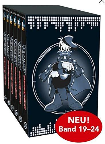 Lustiges Taschenbuch Ultimate Phantomias Box Band 19 - 24: Die Chronik eines Superhelden