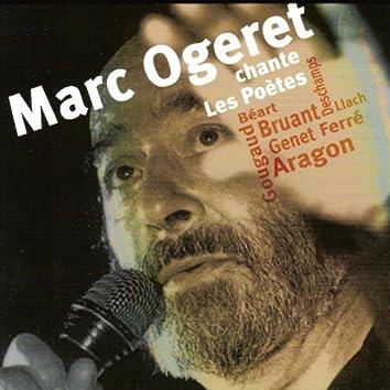 Marc Ogeret chante les poètes