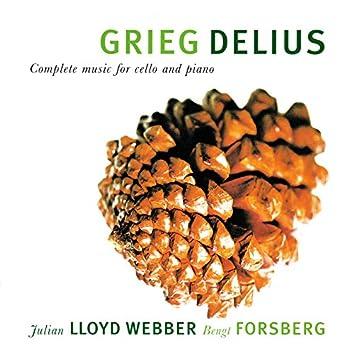 Grieg & Delius: Complete Music For Cello And Piano