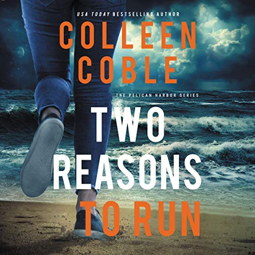 Two Reasons to Run audiobook cover art