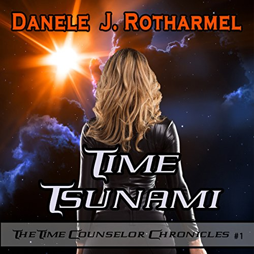 Time Tsunami audiobook cover art