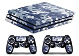 Skin Ps4 PRO - CAMOUFLAGE ARTICK - limited edition DECAL COVER ADESIVA Playstation 4 Slim SONY BUNDLE