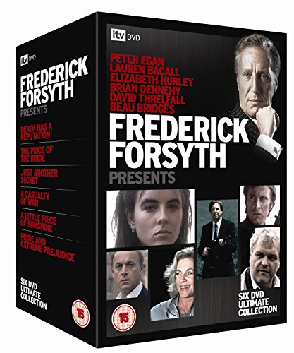 Frederick Forsyth Boxset [6 DVDs] [UK Import]