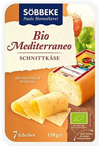 Söbbeke Bio Bio Mediterraneo in Scheiben (6 x 150 gr)
