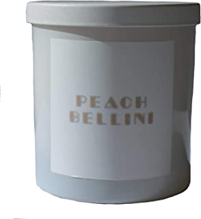 Alexandra Mysoor Happy Collection- Peach Bellini Luxury Candle