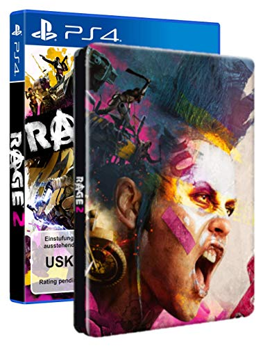 RAGE 2 [PlayStation 4] + Steelbook (exkl. bei Amazon)