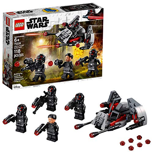 LEGO Star Wars Inferno Squad Battle Pack 75226 Building Kit (118 Pieces) (Discontinued by Manufacturer)