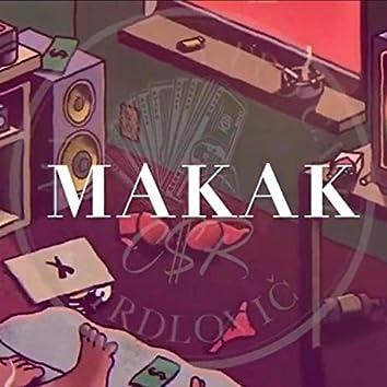 Makak (feat. Cepo Cash, MaGe & Hrdlovič)