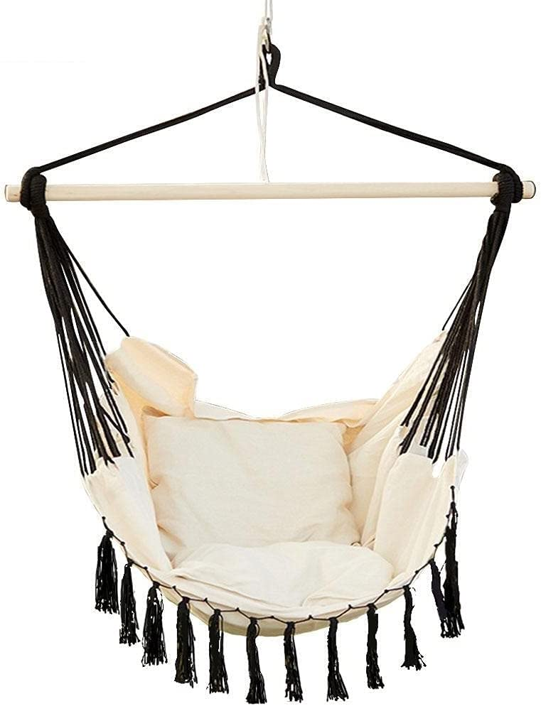 KSFBHC Portable Hammock Chair Swi Camping Hanging Travel 40% OFF Cheap Sale Same day shipping