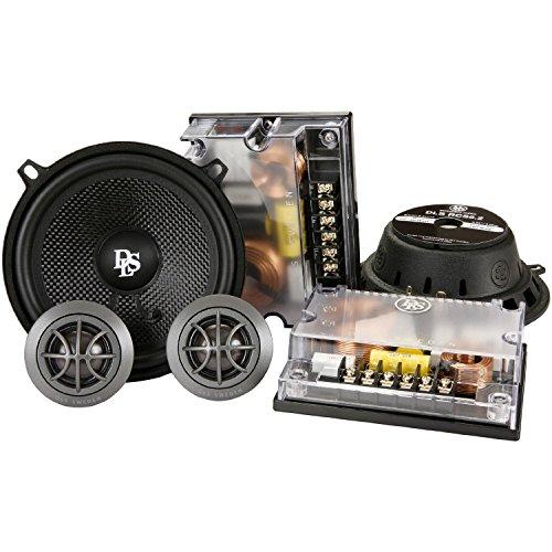 DLS Anniversary CK-RCS5.2-13 cm Komponenten-Lautsprecher mit 90 Watt (RMS: 50 Watt)