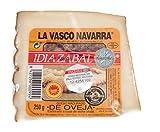 La Vasco Navarra Cuñas Queso D.O. Idiazabal Ahumado, 250g