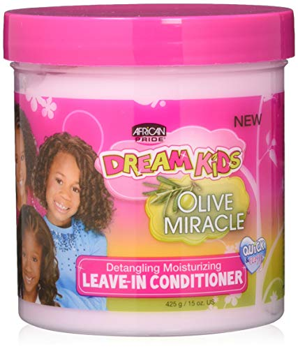 AFRiCAN PRIDE DREAM KIDS Detan.LEAVE-IN CONDTIONER 425g