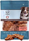 AMAZING DOG TREATS Lamb Lung Squares (12 oz.) - 100% Natural Lamb Lung for Dogs - Training Reward - Single Ingredient Dog Chews
