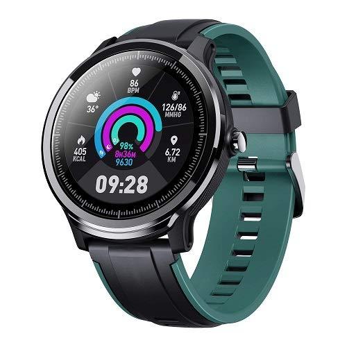 10. CrossBeats Ace Metal Smart Watch, Fitness Tracker, SpO2, Heart Rate Monitor