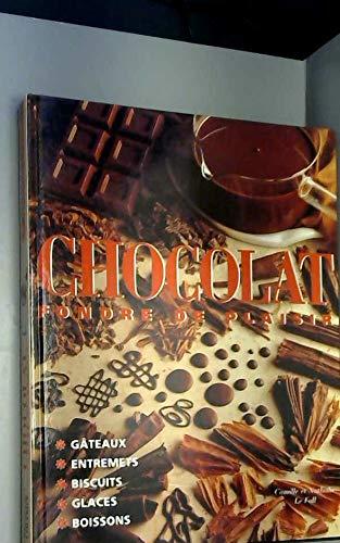 Chocolat - Fondre de plaisir - Gâteaux, entremets, biscuits, glaces, boissons