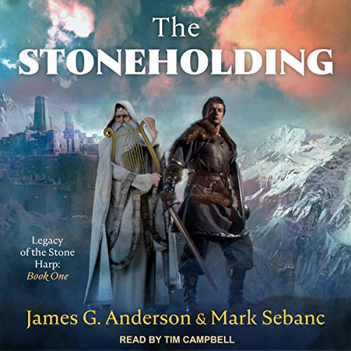 The Stoneholding cover art