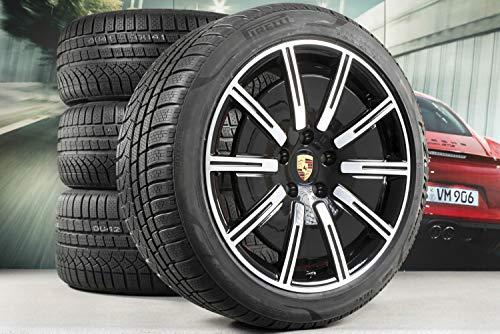 Producto nuevo. Porsche Taycan Aero - Juego de ruedas de invierno (20')