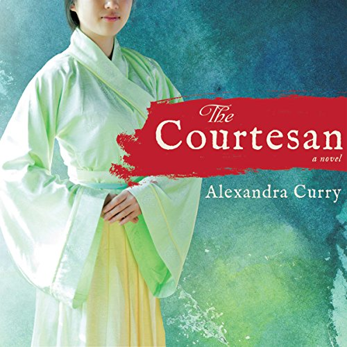 Courtesan audiobook cover art