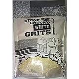 Trader Joe's Stone Ground White Grits (14 Ounces), Set of 2