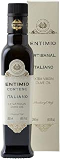 Entimio Cortese | Organic Extra Virgin Olive Oil, New 2020 Harvest from Tuscany, Italy | High in Polyphenols, Italian Oliv...