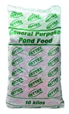 PETTEX Complete General Mixed Pond Sticks Fish Food, 10 kg