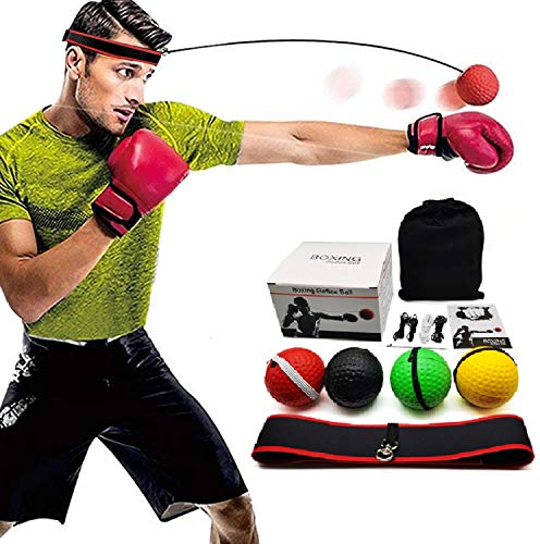 Boxing Reflex Ball - Boxing Equipme…