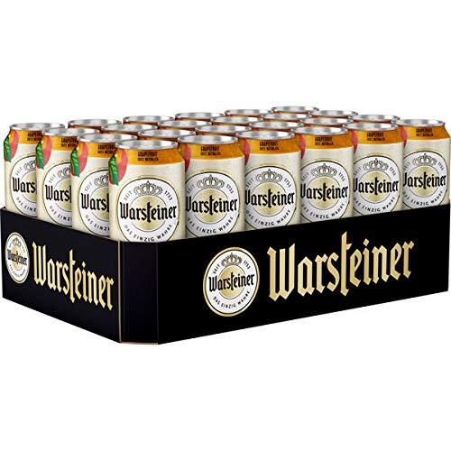 24 Dosen a 0,5L Warsteiner Grapefruitr...