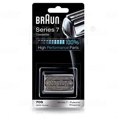 Braun 70S 9000 Series 7 Shaver Replacement Foil & Cutter pack - 9595 9585 790CC