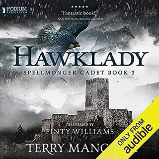Hawklady cover art