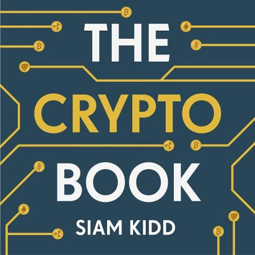The Crypto Book cover art