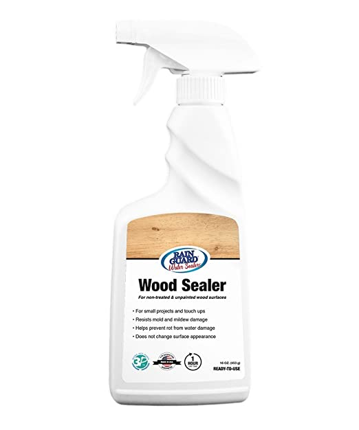 Rainguard Water Sealers Wood Sealer