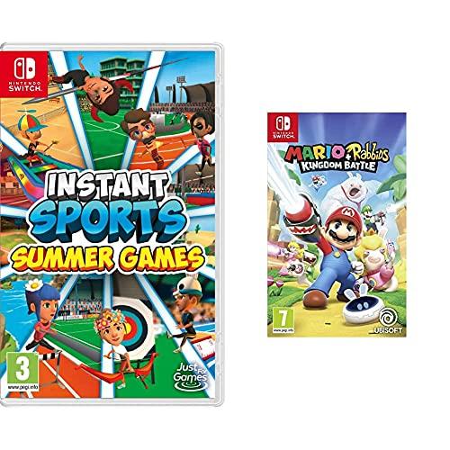 Juegos Nintendo Switch Mario Rabbids Marca Meridiem Games