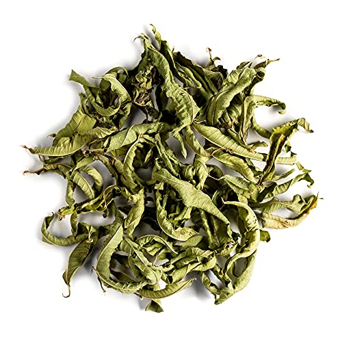 Lemon Verbena Orgánico - Verveine Infusión Griega - Cedron Griego - Aloysia Triphylla - Luisa - Cidrón Hierbaluisa - Verbena Indias 50g