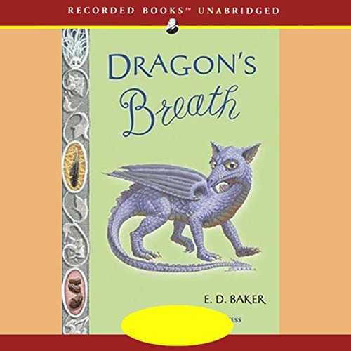 Dragon's Breath audiobook cover art