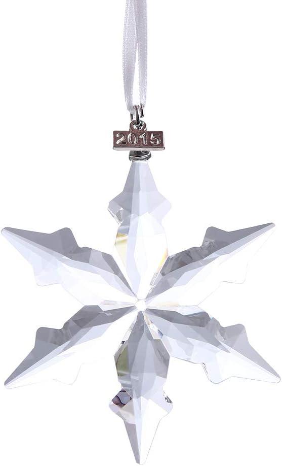 XIANGBAN Long-awaited K9 Crystal Snowflakes Home Christmas Gifts shopping Decorative