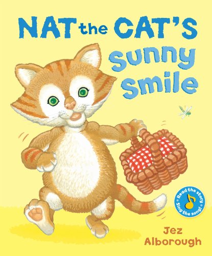 Nat the Cat\'s Sunny Smile (English Edition)