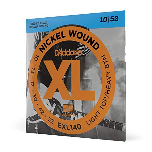 D'Addario EXL140 - Juego de cuerdas para guitarra eléctrica