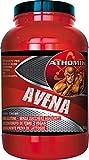 ATHOMIK, AVENA Aromatizzata | Senza Glutine | Istantanea | Non Modificata Geneticamente | Senza Zuccheri Aggiunti | Con Stevia | 1,5 Kg | Gusto Cacao