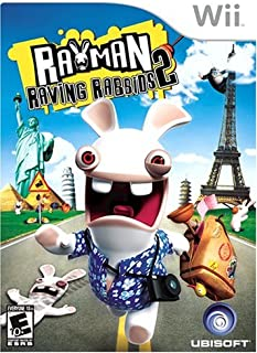 Best rayman raving rabbids 2 toys Reviews