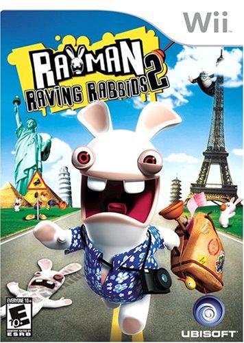 Rayman Raving Rabbids 2 - Nintendo Wii