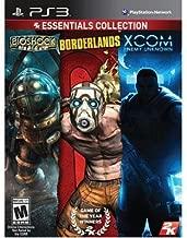 2K Essentials Collection (Bioshock / Borderlands / Xcom: Enemy Unknown) PS3