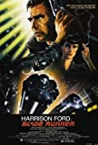 BLADE RUNNER - HARRISON FORD – Imported Movie Wall Poster