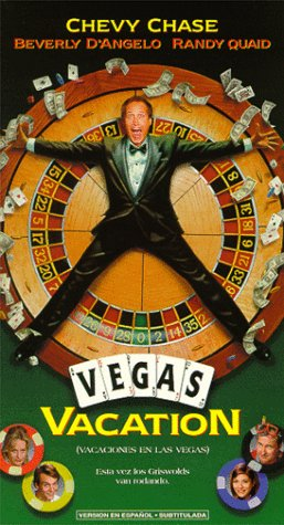 Vegas Vacation [USA] [VHS]
