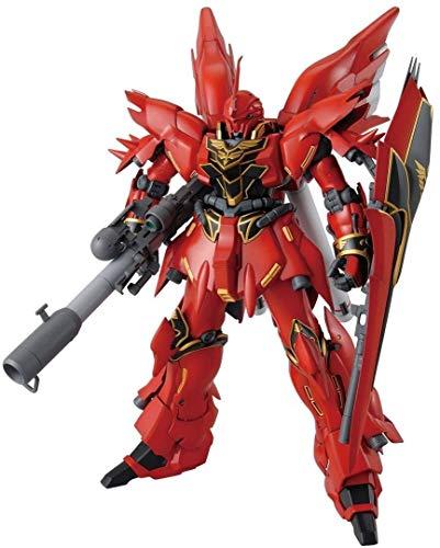 Bandai Hobby - Gundam UC - Sinanju (Animation Color), Bandai MG, Multi-Colored, 8'