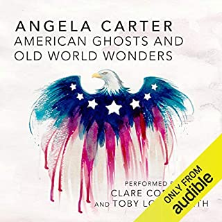 American Ghosts and Old World Wonders audiobook cover art