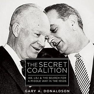 The Secret Coalition audiobook cover art