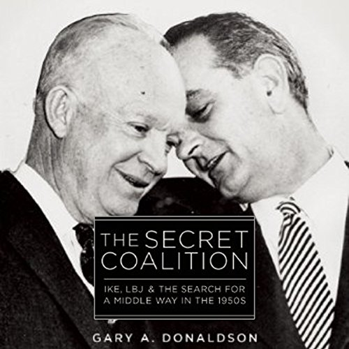 The Secret Coalition audiobook cover art